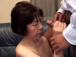 asian granny chinese