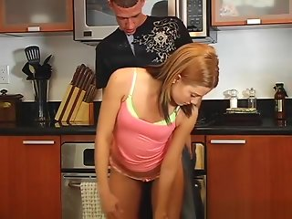 blonde handjob fetish