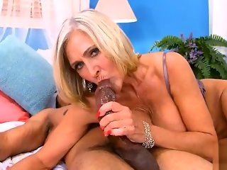 anal blonde big cock
