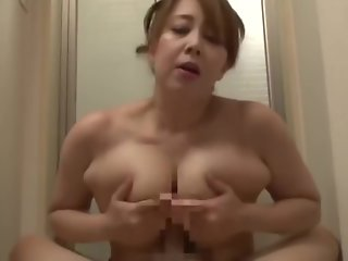 asian blonde big tits