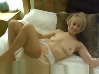 babe british blonde