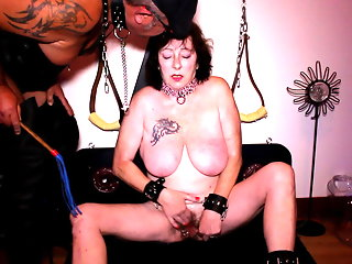 hairy bdsm mature