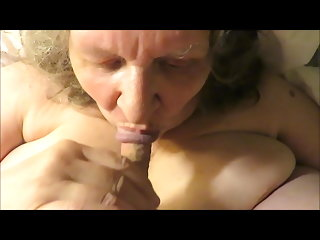 blowjob mature bbw
