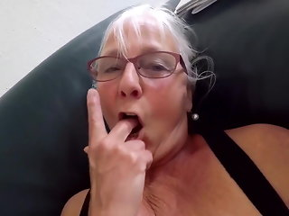 sweet pussy gray-haired